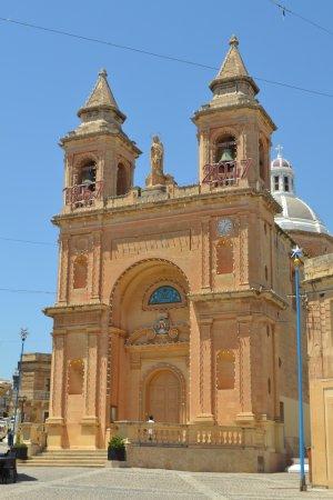 Marsaxlokk, Malta: Eglise