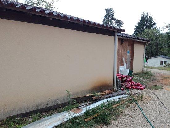 Proissans, Frankrijk: Camping le Val d'Ussel