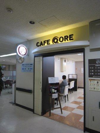 設備 コア カフェ