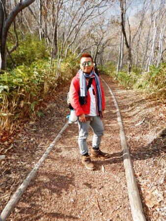 Noboribetsu, Giappone: Walking trail
