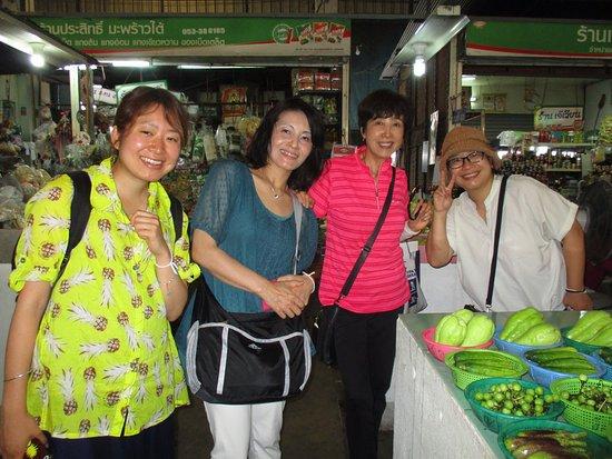 San Sai, Tailandia: cooking day out