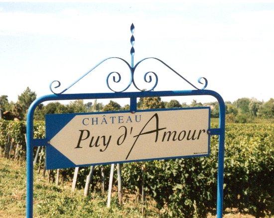 Château Puy D'amour