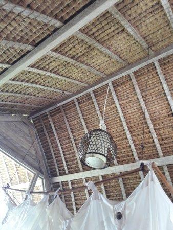 Mandala Bali Bungalow: tetto