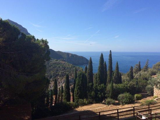 Cala Piccola, Italy: Vista mare dalla camera deluxe.