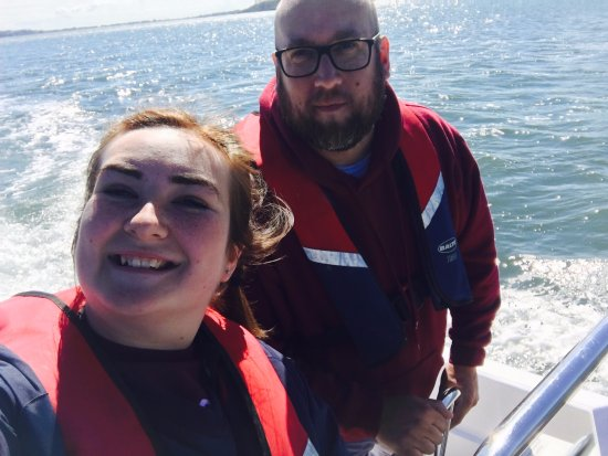 Poole Boat Hire: All Smiles