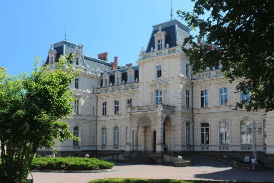Potoсki Palace: Lemberg (Львів): Potocki-Palast (палац Потоцьких)