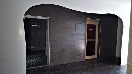 Hourtin, Frankrike: Hammam & Sauna