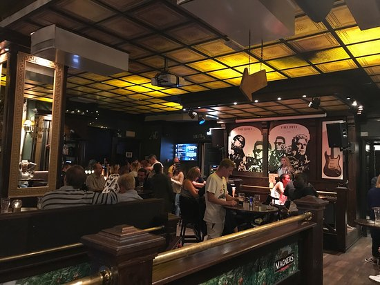 The Liffey Irish pub: photo1.jpg