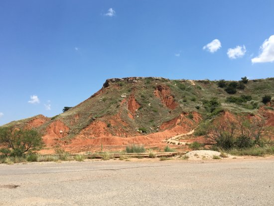 Fairview, OK: Nice climb to the top