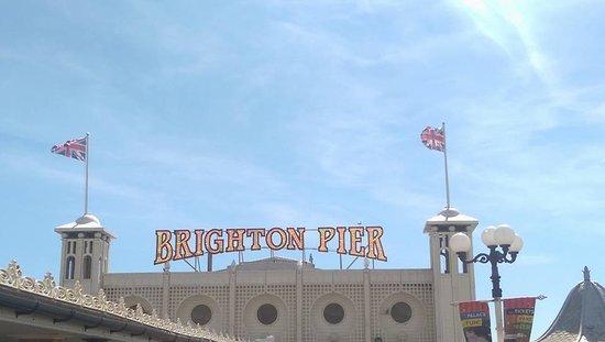 Hotels Near Madeira Drive Brighton