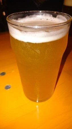 Osteria Al Centro - Da Carletto: birra bianca