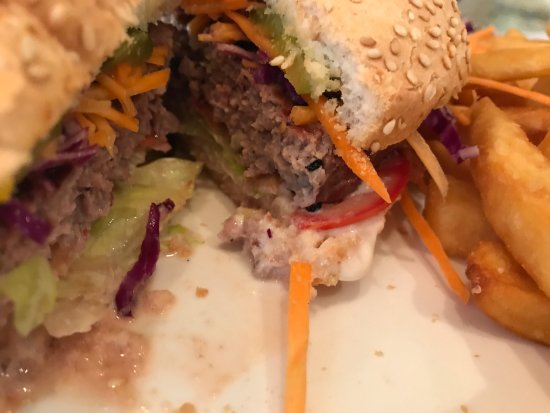 Rovers Return Aqaba: burger