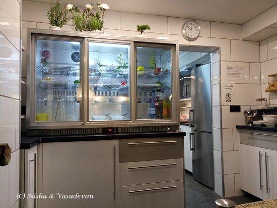 Hotel Müller: Dining area