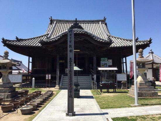 Setouchi, Japón: 上寺本堂