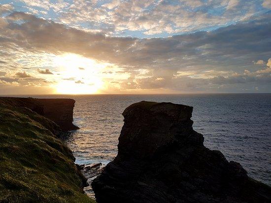 Килки, Ирландия: Kilkee Cliff Walk