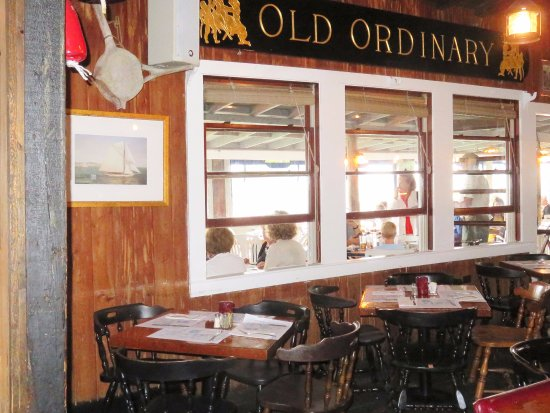 Bourne, MA: The Various Dining Rooms