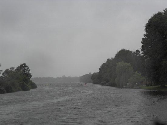 Niederfinow, Alemania: rejs statkiem
