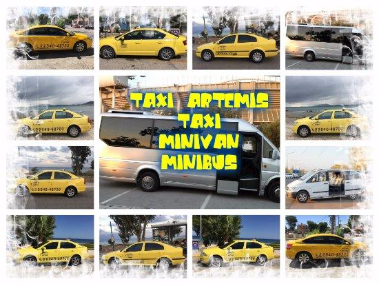 athens2go: taxi-minivan-minibus services