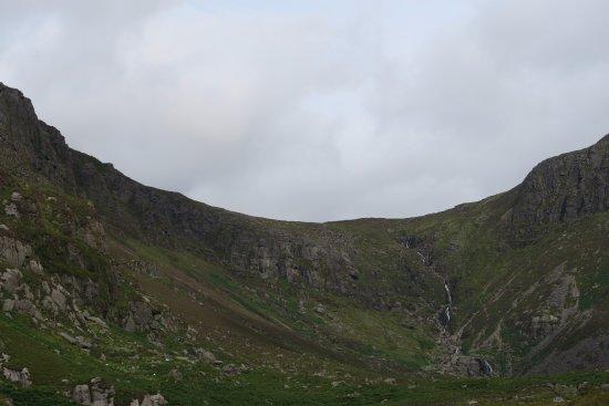 County Waterford, Ireland: Op weg naar de waterval