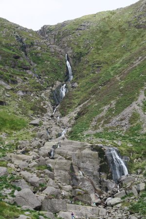 County Waterford, Irland: De waterval