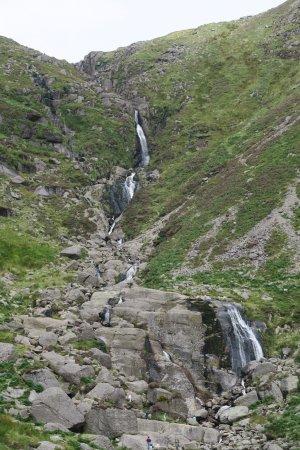County Waterford, Irlande : De waterval