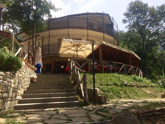 Terrazza foto di ristorante lago dei pontini bagno di romagna tripadvisor - Ristorante del lago bagno di romagna ...
