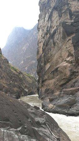 Condado de Shangri-La, China:  Middle Gorge