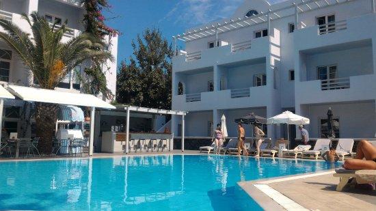 Afroditi Venus Beach Hotel Spa La Piscina Grande Interna
