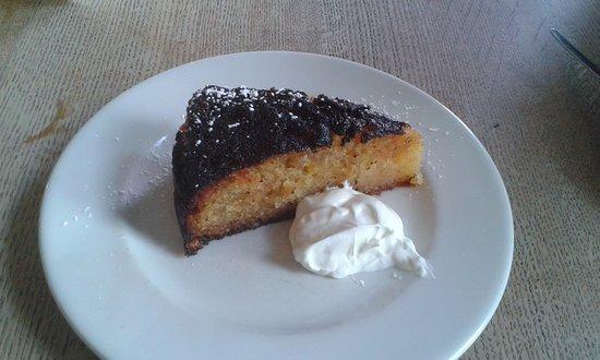 Moorish: Tunisian Orange Cake with Yoghurt