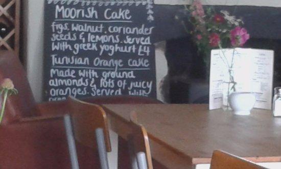 Moorish: Notice board