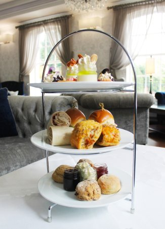 Leighinmohr House Hotel: Afternoon Tea