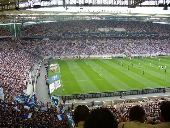 Mercedes Benz Arena Stuttgart Aktuelle 2017 Lohnt Es