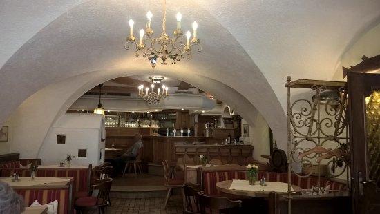 Emmersdorf, Österreich: Die Gaststube