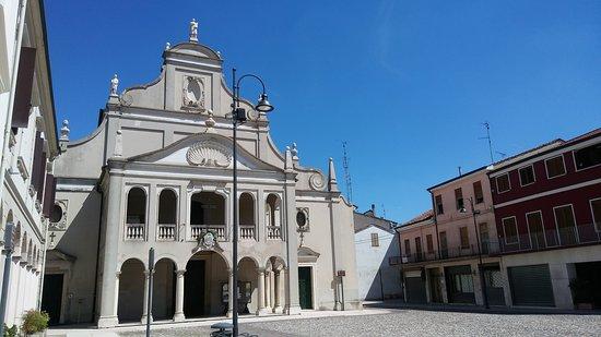 Castelmassa, Ιταλία: Chiesa di S. Stefano