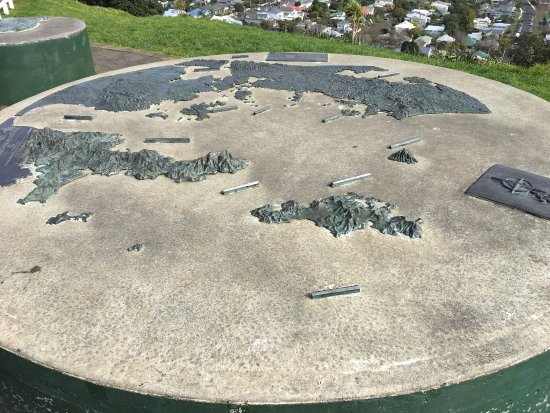 Devonport, New Zealand: マウント ビクトリア