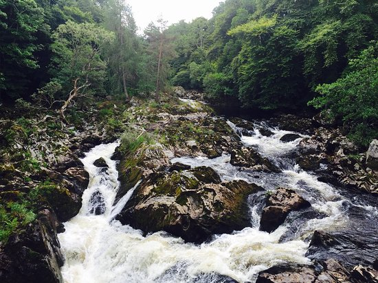 Falls of Feugh