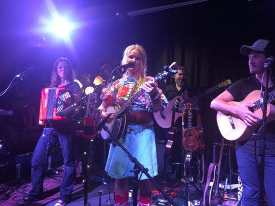 Jessheim, Norway: Konsert med Sol Heilo på Kulturbanken Kreti & Pleti, august 2017
