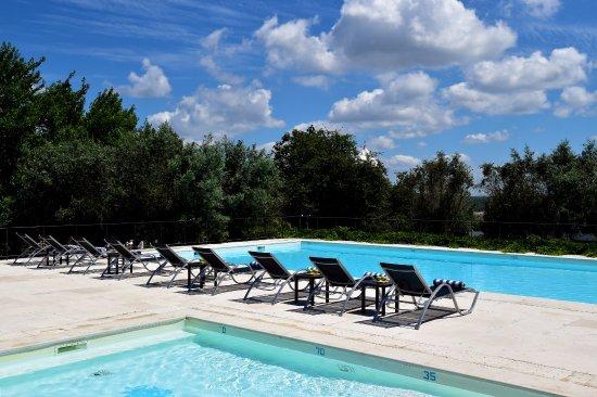 Pool - Picture of Pousada Castelo Alcacer do Sal - Tripadvisor