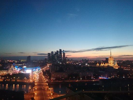 Golden Ring Hotel Moscow Restaurant