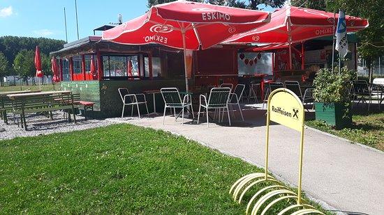 Klosterneuburg, Austria: Jausenstation