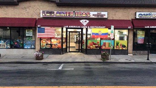 Ossining, NY: Parrillada Las Americas