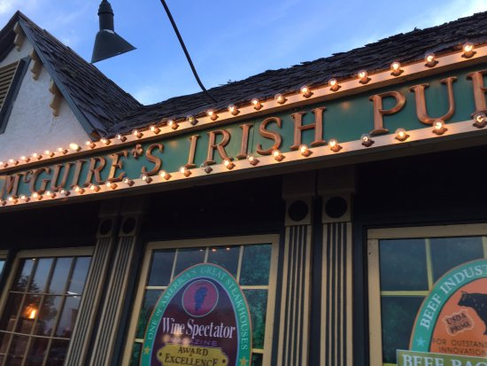 McGuire's Irish Pub & Brewery: photo1.jpg