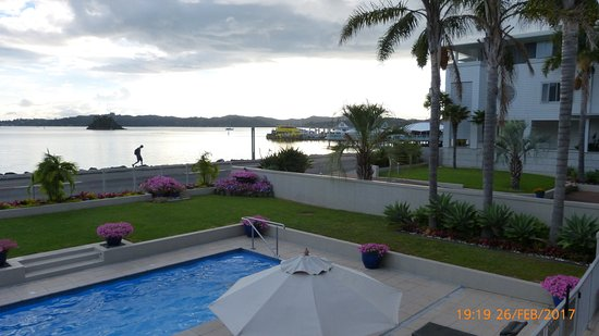 Kingsgate Hotel Autolodge Paihia: Another view from Reception