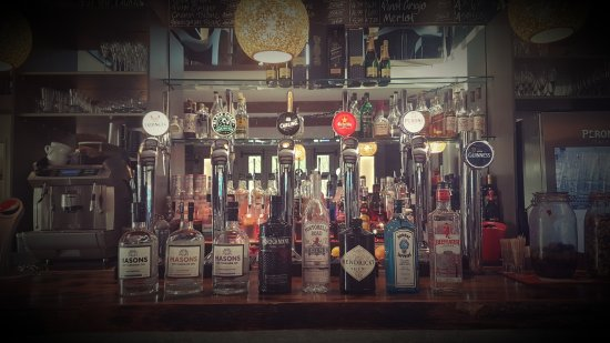 Sowerby Bridge, UK: More Gin Selections