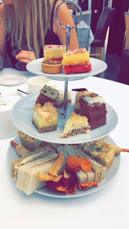 ‪‪Tredegar‬, UK: Afternoon Tea‬