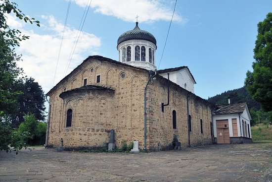 Troyan, Bulgária: More than 180 years old church