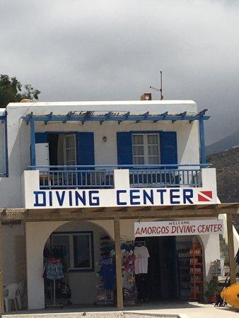 Aegiali, Greece: Amorgos Diving Center
