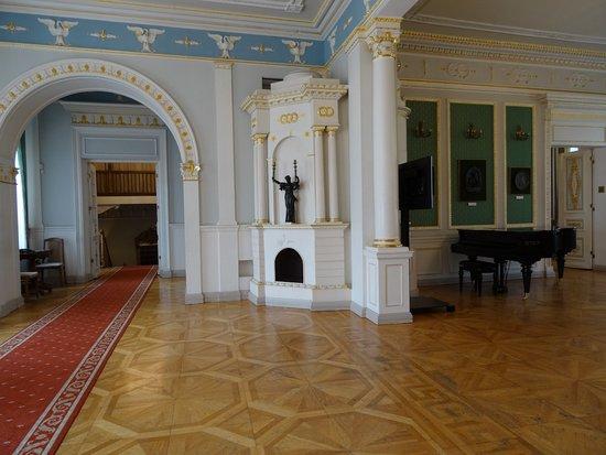 Vilnius Picture Gallery: Les premières salles
