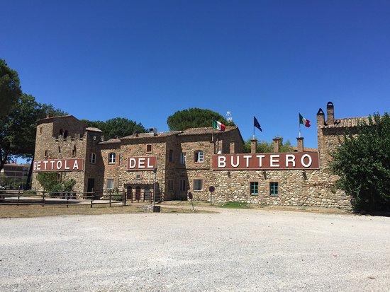 Fabro, İtalya: La Bettola del Buttero
