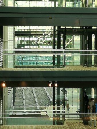 Steigenberger Airport Hotel Frankfurt Flughafen